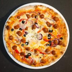 Pizza Marocco